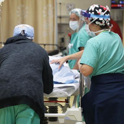 Aumentan a 74 las hospitalizaciones por coronavirus