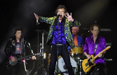 Los Rolling Stones relanzan su gira por Estados Unidos