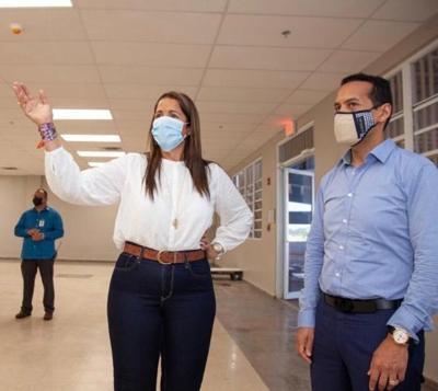 Gobernador interino visita nuevo Centro de Servicios Integrados de Canóvanas