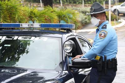 Más de 800 arrestos desde que comenzó el toque de queda