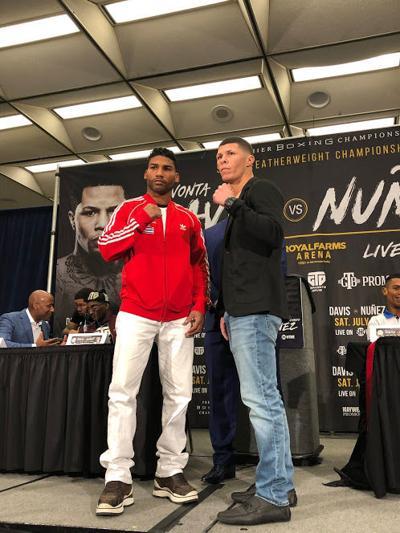 Rocky Martínez y Yuriorkis Gamboa prometen gran combate