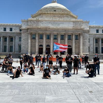 Estudiantes de Escuela Especializada José Julián Acosta continúan su lucha