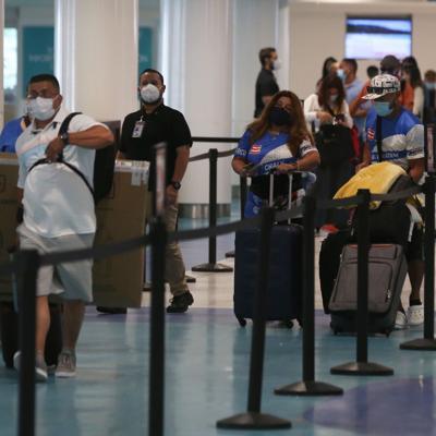 """Viajeros procedentes de Estados Unidos con """"Vacu-ID"""" no tendrán que llenar la Declaración del Viajero"""