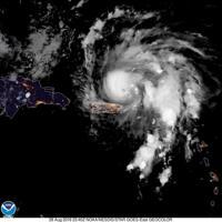 Se cancelan avisos y vigilancias de huracán