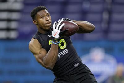 Prospectos del draft de NFL muestran talento de forma virtual