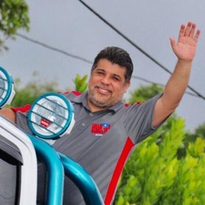 Vega Ramos suspende actividades de campaña presencial