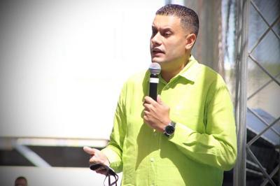 Gabriel Hernandez alcalde Camuy