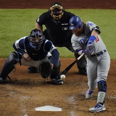 Dodgers toman ventaja en la Serie Mundial