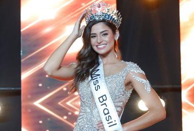 Miss Brasil Mundo entusiasmada por competir en Puerto Rico
