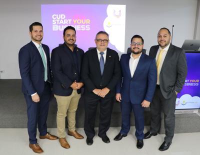 Centro Unido lanza su Escuela Empresarial
