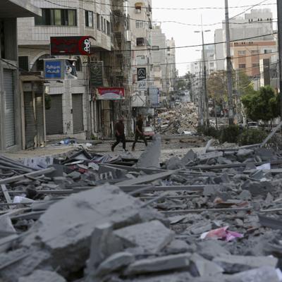 Ejército de Israel lanza nueva ronda de ataques contra Gaza