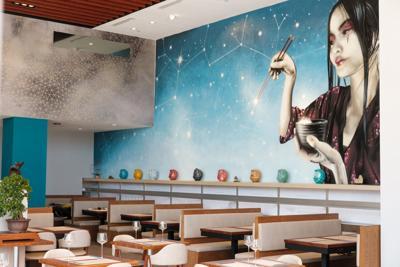 Denko, el restaurante de fusión asiática que llega al Distrito T-Mobile