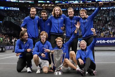 Equipo de Europa conquista su cuarta Copa Laver