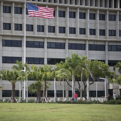 Autoridades investigan amenaza de bomba en el Tribunal Federal