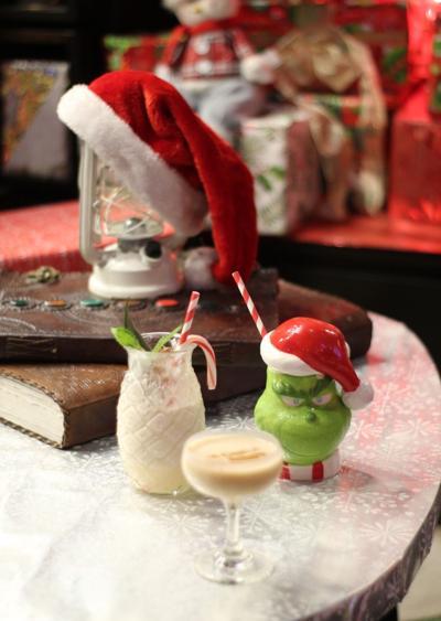Celebran la Navidad en La Casita de Rones