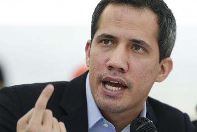 Venezuela Opposition Leader