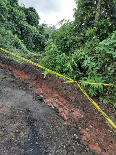 Denuncian abandono de vía en Río Grande