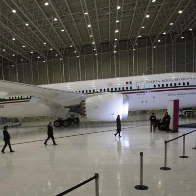 México: Cumple tres años intento de vender avión presidencial