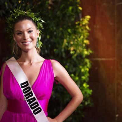 """Miss Dorado: """"Mi pasado es de Rusia y mi presente es Puerto Rico"""""""