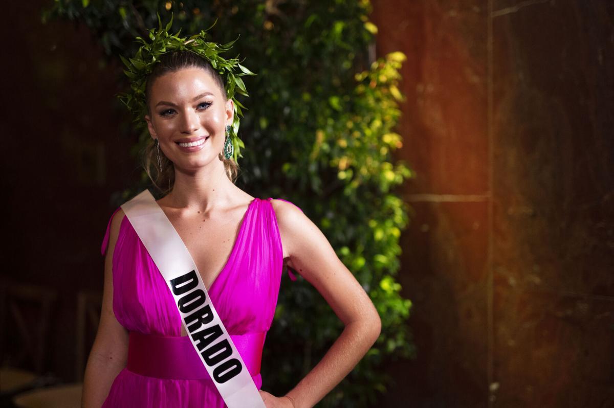 Oxana Isabel Rivera Álvarez Miss Dorado