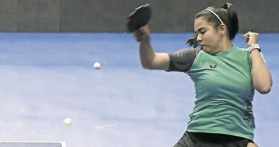 Turno de Adriana Díaz en la Copa Continental Panamericana