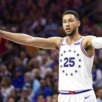 76ers lucen listos para pelear por el campeonato de la NBA