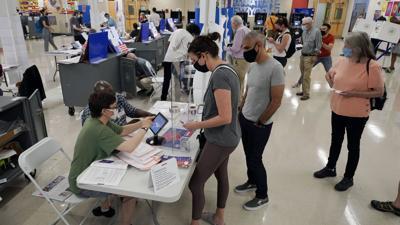La ciudad de Nueva York realiza primarias para la alcaldía