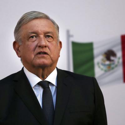 Presidente de México arroja positivo a Covid-19