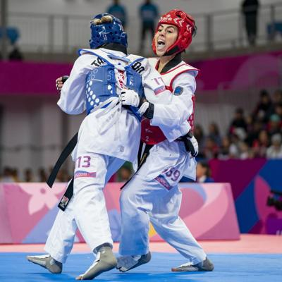 Victoria Stambaugh lamenta el revés en su debut olímpico