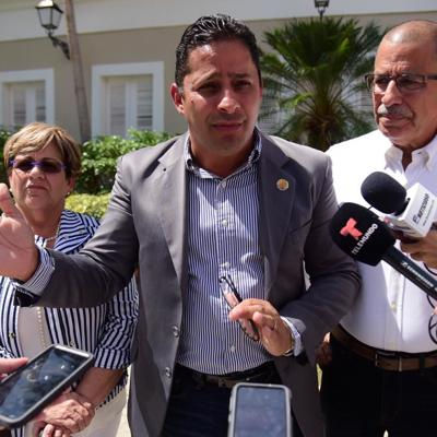 Alcaldes en La Fortaleza