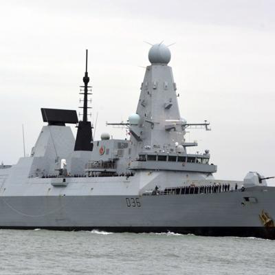 Rusia dice estar lista para dispararle a buques intrusos