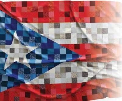 Convocan a boricuas para crear una bandera gigante