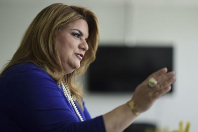 Jenniffer González ofrece mensaje sobre nuevas ayudas congresionales