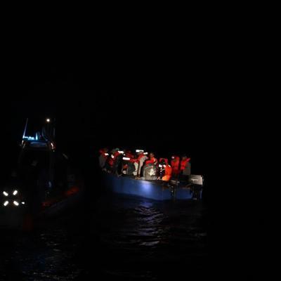 Guardia Costera rescata a dos pescadores presuntamente perdidos