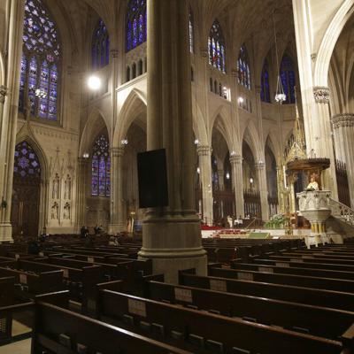 Iglesia católica se beneficia de ayudas por la pandemia