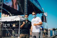 Productores Alejandro Pabon y Paco Lopez