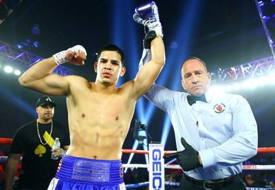 Edgar Berlanga peleará por el título de la NABO el 9 de octubre en Las Vegas