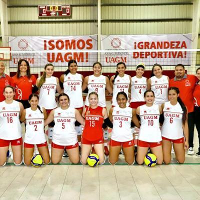 UAGM equipo femenino