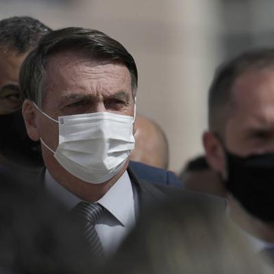 Corte aprueba pesquisa a respuesta de Bolsonaro a pandemia