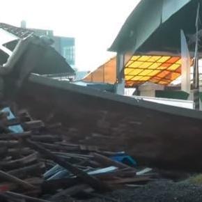 Perú: seis muertos tras caída de techo en fiesta católica