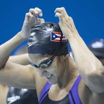 Fallece el papá de la nadadora olímpica Vanessa García por Covid-19
