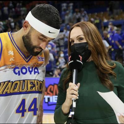 Natalia Meléndez llega a la plataforma NBA League Pass como narradora