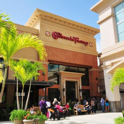 Hacienda reactiva licencia para venta de bebidas a The Cheesecake Factory
