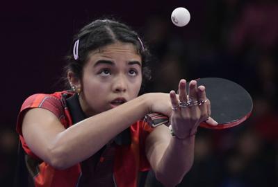 ¡Melanie Díaz poncha el boleto a sus primeras Olimpiadas!