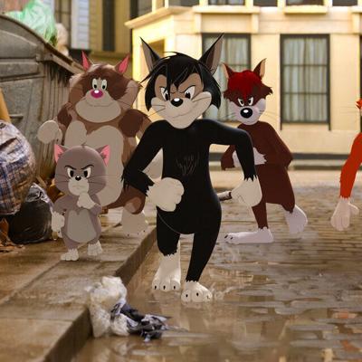 """""""Tom & Jerry"""" recauda $13.7 millones en su estreno"""