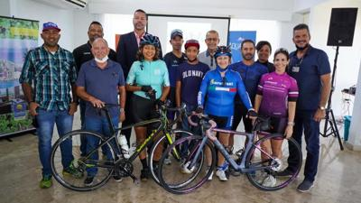 El municipio de Toa Baja anuncia la reapertura de la ruta del ciclista
