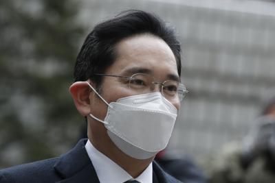 Heredero de Samsung recibe una nueva condena de prisión