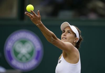 Mónica Puig cae en la primera ronda de dobles en Wimbledon