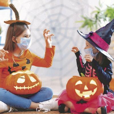 Brindan alternativas para reducir riesgo de contagio de Covid-19 en Halloween