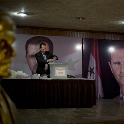 Una mujer se postula por primera vez a la presidencia siria